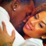 Keyshia Cole and Daniel Gibson Wedding Photo