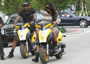 Amar'e Stoudemire and Ciara