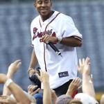 Ludacris Braves Civil Rights Game