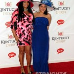 Spotted: Salt n Pepa Kickin' It At The Kentucky Derby… [PHOTOS]