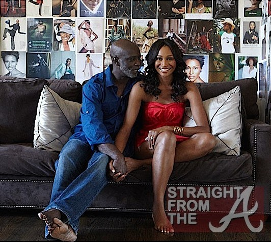 Cynthia Bailey And Husband Straight From The A Sfta