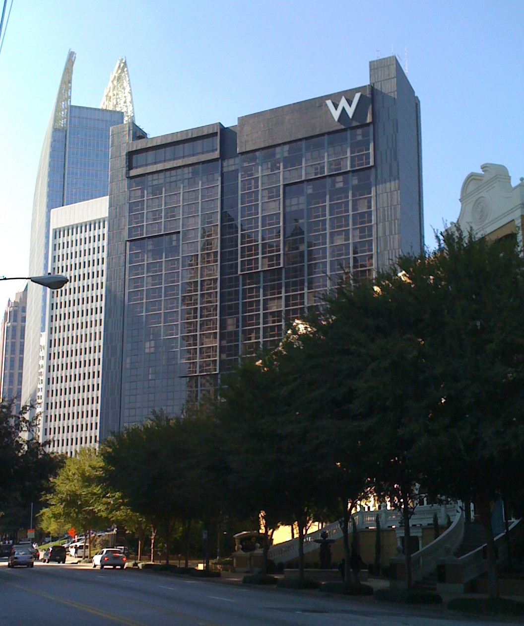 Three Lawsuits Filed In W Hotel Fall Update On Survivor S Condition Photos Video