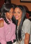 Reginae Carter and Rasheeda