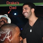 Stuntin' Like My Daddy! Lil Wayne, Drake & Drake's Dad Hit the Strip Club… [PHOTOS + VIDEO]