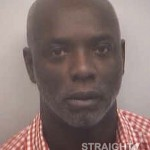 Peter Thomas Mugshot 2009