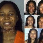 Mugshot Mania ~ Marlo Hampton (New Atlanta Housewife's EXTENSIVE Criminal Past!)