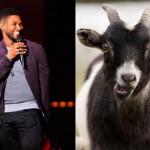 Usher Raymond vs. Screaming Goat? I Can't!!!