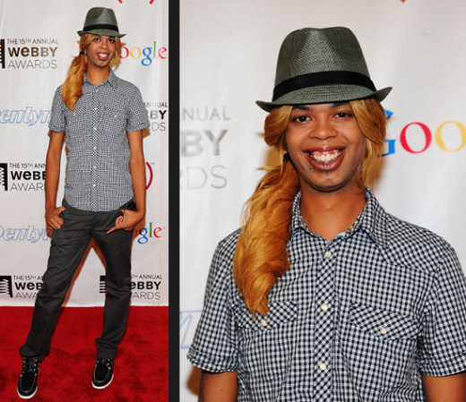 antoine dodson webby awards. 15th Annual Webby Awards…