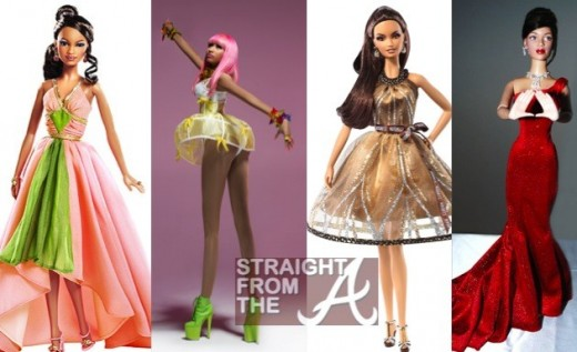all the barbie dolls