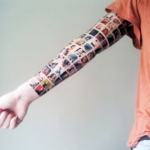 Tatted Up: How Much Do You Love Your Facebook Friends?  [VIDEO]
