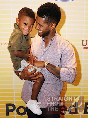 Usher Raymond IV and Usher Ryamond V