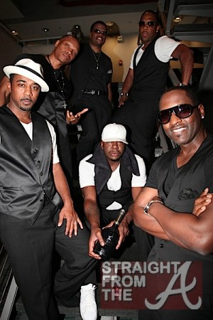 New Edition Bobby Brown Johnny Gill