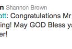 Missy Elliott Tweet