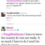 Kandi Tweet