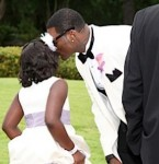 Memphitz & His Daughter Share A Kiss