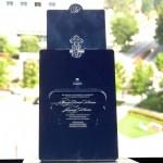 monica wedding invitation