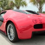 Who Knew They Bootlegged Luxury Cars? Man Builds Bugatti From ?02 Mercury Cougar? [PHOTOS]