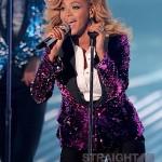 Beyonce 2011 VMA 4