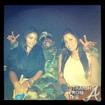 Boo'd Up ~ Mr. & Mrs. Big Boi in Australia… [PHOTOS]