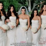 Kim Kardashian and Sisters 2011 Wedding