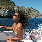 LisaRaye Vacations in Italy + Responds to 'Single Ladies' Rumors… [PHOTOS]