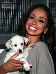 Mya and Puppies 3