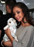 Mya and Puppies 4