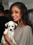 Mya and Puppies 5