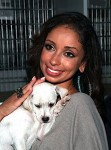 Mya and Puppies 6