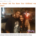 Kenan Christina Evangeline Hooker Article (screenshot)