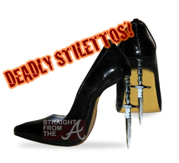 Deadly In Stilettos