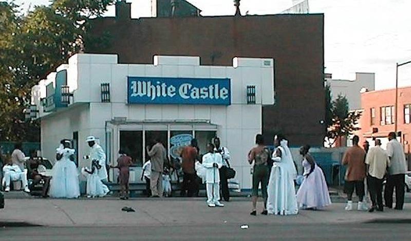 White Castle Wedding   Straight From The A [SFTA] – Atlanta
