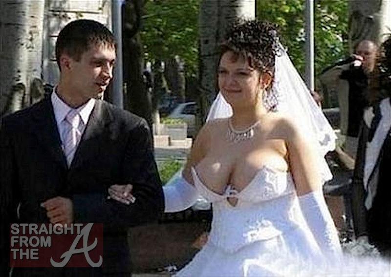 Worst Wedding Dress 2