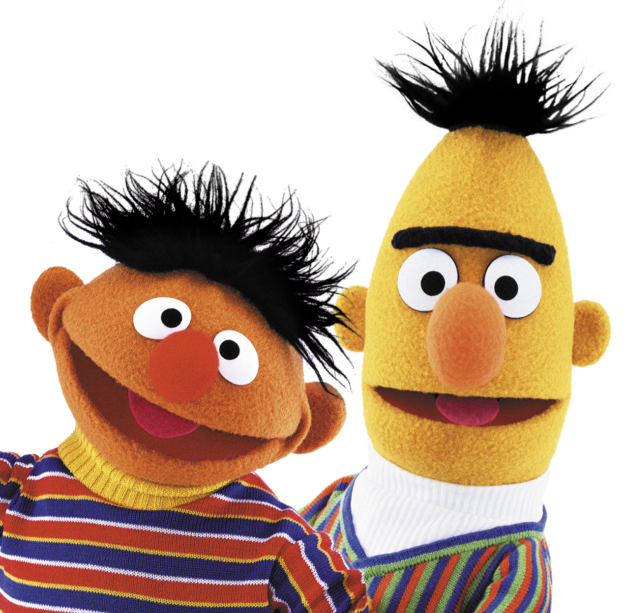 Bert ernie gay