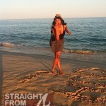 Jennifer Hudson Shows Off Her Beach Body… [PHOTOS]