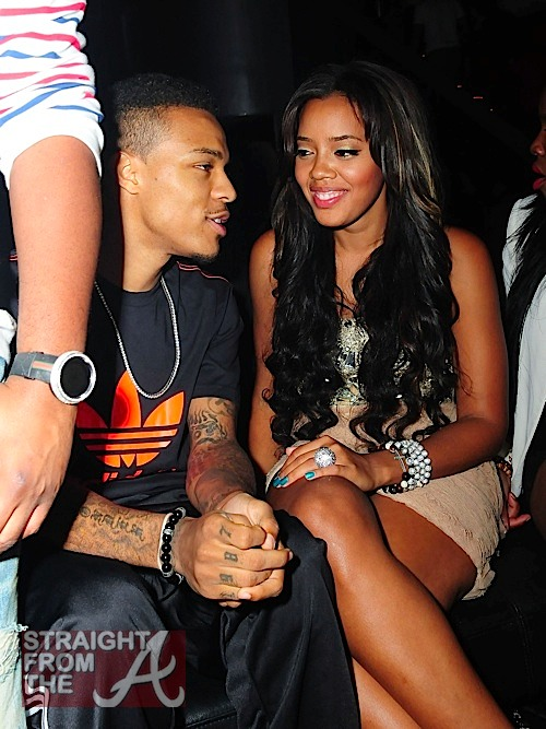 Is bow wow still dating angela simmons 2011
