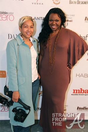 Joi Pearson and Michelle Brown ATLien
