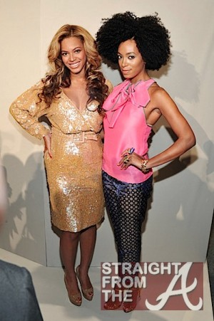 Beyonce Solange