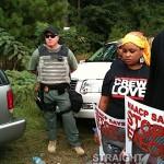 Big Boi Troy Davis Protest 4