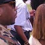 Big Boi Troy Davis Protest