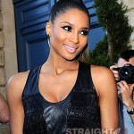 Ciara Paris Fashion Week