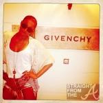 Ciara Givenchy