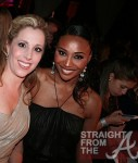 Cynthia Bailey & Friend
