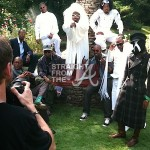 Dungeon Family GQ Shoot