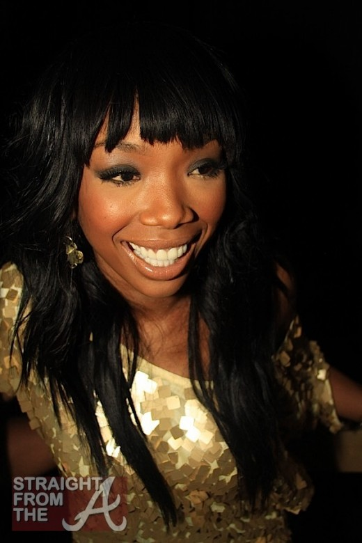 "Brandy Gets ""BranNu"" During Atlanta Black Gay Pride… [PHOTOS + VIDEO]"