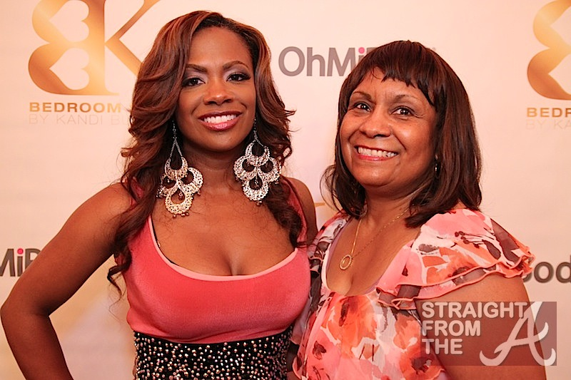 Kandi Burruss Amp Mother Joyce Straight From The A Sfta