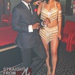 Ne-Yo, Trey Songz & T-Pain Visit ATL Strip Club for ?The Way You Move? Video [Behind the Scenes] PHOTOS