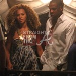 Pregnant Beyonce and Jay-Z in Venice 2