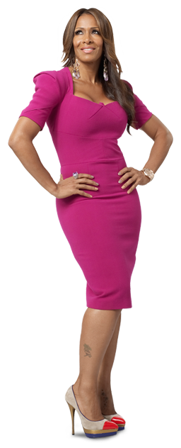 Sheree Whitfield Season 4