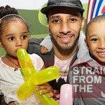 Swizz Beatz Populates the Earth… Fathered 4 Kids By 4 Different Women!